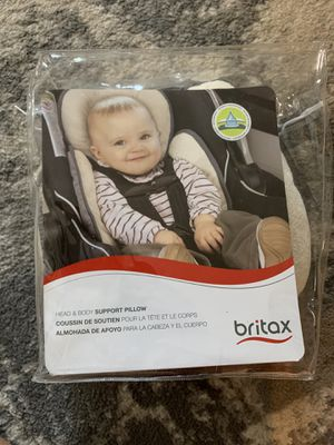 Car seat support pillow. Britax for Sale in Plantation, FL
