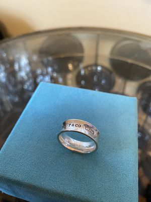 Tiffany's ring for Sale in CASTALIN SPGS, TN