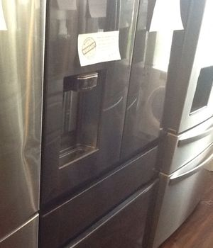 New open box Samsung counter depth refrigerator for Sale in Downey, CA