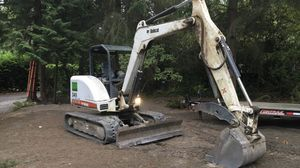 2005 BOBCAT 314G for Sale in Tacoma, WA