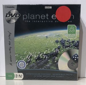 Planet Earth The Interactive DVD Game for Sale in Las Vegas, NV
