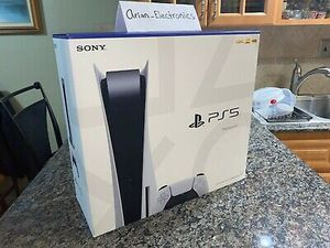 SONY PLAYSTATION 5 - PS5 DISC VERSION* FAST PRIORITY SHIPPING!!!!! for Sale in Houston, TX