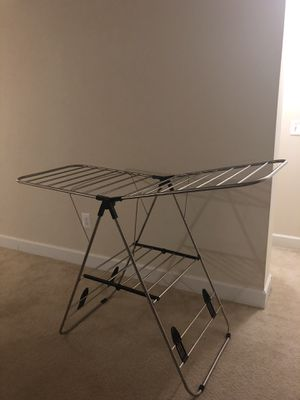 Laundry drying rack for Sale in Baltimore, MD