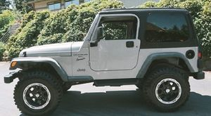 DELAYED ACCESSORY POWER JEEP WRANGLER 2001 for Sale in Milwaukee, WI