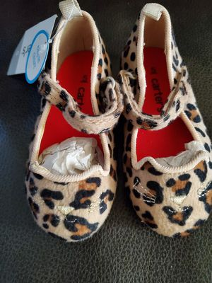 Carter's shoes size 5 toddler for Sale in Bell Gardens, CA