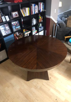 Round dining table for Sale in Olney, MD