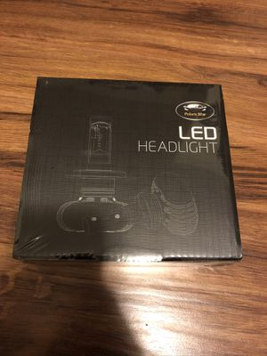 LED Car led headlights kit leds H4 H7 H8 H9 H9 H11 H10 9003 9004 9005/HB3 9006/HB4 9007 9008 H13 All size in stock Pick up with your car inf for Sale in Cleveland, OH