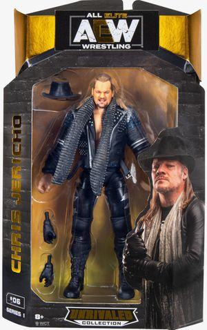 New AEW Chris Jericho Action Figure. for Sale in Apopka, FL