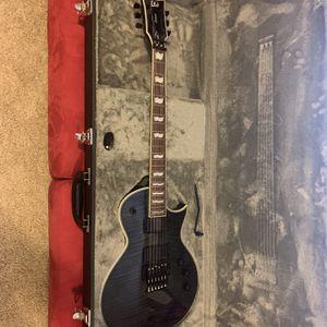 ESP LTD EC-1001FR Electric Guitar Bundle for Sale in Norcross, GA