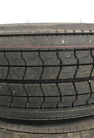 Truck trailer tires 295/75/22.5 for Sale in Waldorf, MD