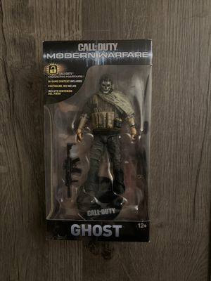Mcfarlane Call Of Duty Ghost action figure for Sale in Brentwood, CA