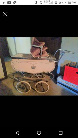Antique doll stroller for Sale in Mantua, OH