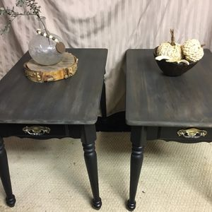 Pair Of End Matching End Tables for Sale in Big Rapids, MI