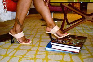 "Nude Heels ""POSHY"" for Sale in Washington, DC"
