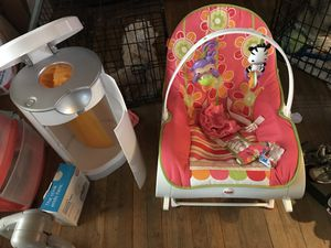 Gently used baby items and clothes for Sale in Parkville, MD