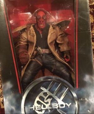 Hellboy action figure McFarlane Neca marvel legends sideshow hot toys for Sale in Los Angeles, CA