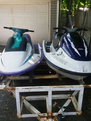 Jet skis Yamaha & SeaDoo for repair or parts for Sale in Cleveland, OH