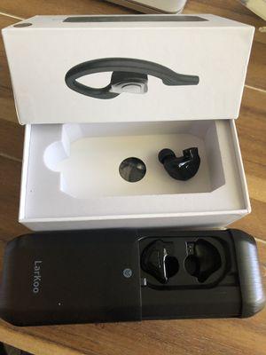 Brand new Larkin Bluetooth wireless earphones earbuds for Sale in Sunnyvale, CA