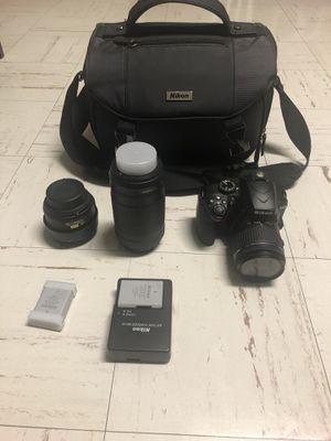Nikon d3400 dslr for Sale in Richmond, VA