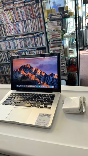 """MacBook Pro A1278 (i7) (1TB) 13-Inch """"Mid 2012"""" for Sale in Chicago, IL"""