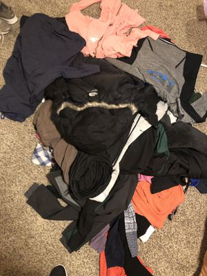 Size Large. Nike, Adidas, The North Face, Under Armour , Victoria Secret. Columbia, Puma for Sale in Tigard, OR