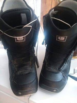 Burton Snow boarding boots for Sale in US
