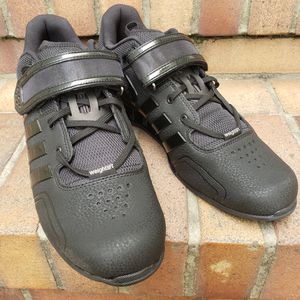 ADIDAS ADIPOWER SZ 14 WEIGHTLIFTING POWERLIFTING SHOES TRAINERSBA7923 NWOB for Sale in San Francisco, CA