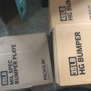 Rogue Bumper Plates for Sale in Ashburn, VA