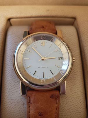 Very clean Bvlgari watch. Authentic!! for Sale in Lynnwood, WA