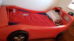 LITTLE TIKES RED CARBED (TWIN) for Sale in San Jose, CA