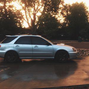 2004 Subaru Wrx Wagon for Sale in Colorado Springs, CO