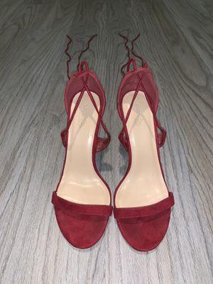 Red Open Toe Heels (Size 9) for Sale in Miami Beach, FL