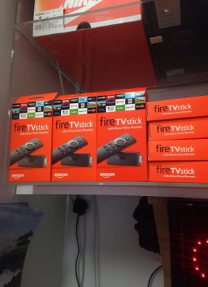 Fire tv stick jail broken 4.5 version full free access to everything for Sale in Saint Paul, MN