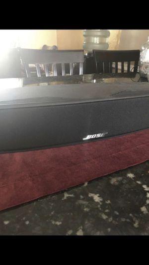 Bose VCS-10 center channel speaker for Sale in Santa Ana, CA