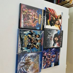 Superhero Movie Bundle for Sale in Euclid, OH
