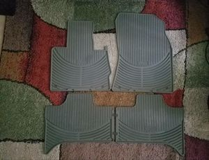 BMW X5 all-weather rubber floor mats E53 OEM for Sale in Woburn, MA