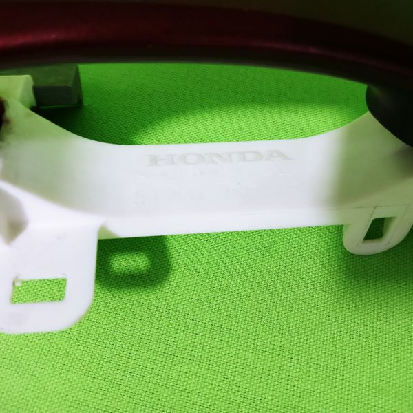2013 2014 2015 ACURA ILX REAR RIGHT SIDE DOOR EXTERIOR HANDLE RED OEM