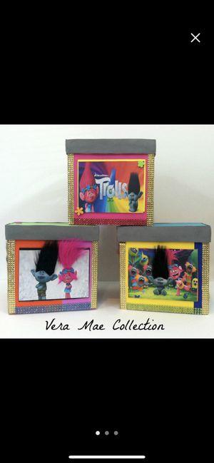 Decorative Troll boxes for Sale in Tacoma, WA