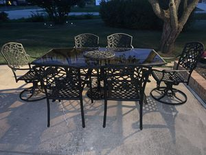 Patio set for Sale in Lockport, IL