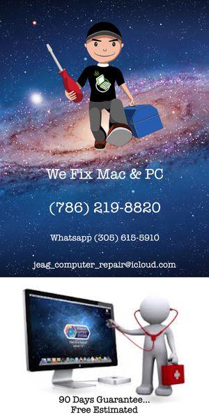 Mac & Win for Sale in Miami, FL