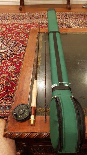 Fly fishing rod Cabellas 8ft for Sale in Phoenix, AZ
