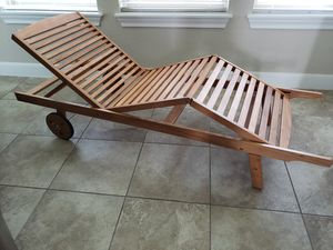 "Beautiful Pool/Garden Bench (76""L 26""W 9""H) No low Balling Please for Sale in San Antonio, TX"