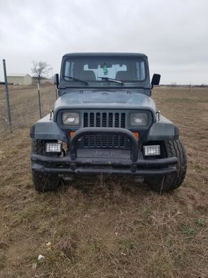 Jeep Wrangler for Sale in Decatur, TX