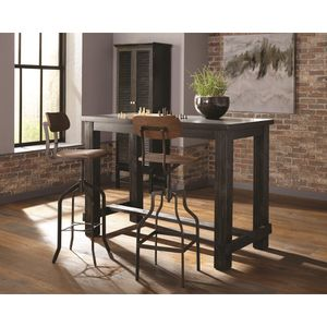 Brand New 3pc Bar Set-Drew Scott Collection by Coaster for Sale in Garden City, NY