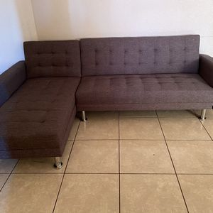 Sectional/futon for Sale in Moreno Valley, CA