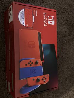 Nintendo Switch Mario Edition for Sale in City of Industry,  CA
