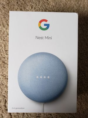 Google Nest Mini for Sale in Pittsburgh, PA