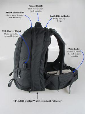 Travel/School Backpack 35L for Sale in Seattle, WA