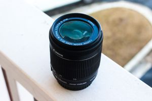Canon 18 - 55mm Lens for Sale in Duluth, GA