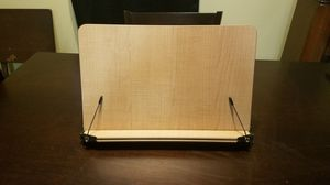 Premium Wooden Book Stand for Sale in Columbus, OH